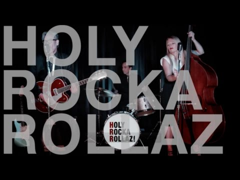 Introducing The Holy Rocka Rollaz! Minnesota's Own 50s and Early Rock 'n' Roll Band