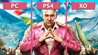 Far Cry 4 – PC vs. PS4 vs. Xbox One Next-Gen Comparison [Full HD]