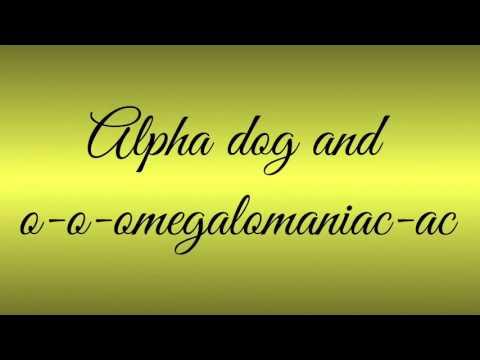 Fall Out Boy: Alpha Dog Lyrics