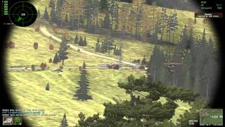 ArmA 2 Operation Arrowhead: DAO-XR [ALS] Valhalla_Castle - Multiplayer Game Play - Part [2/2]