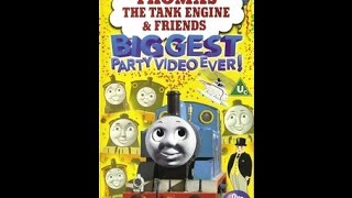 start end of thomas the tank engine friends biggest party video ever