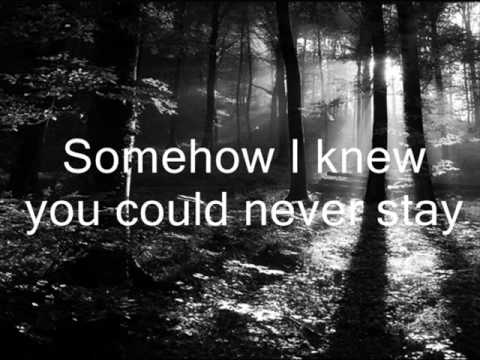 Anathema - One Last Goodbye (Lyrics)