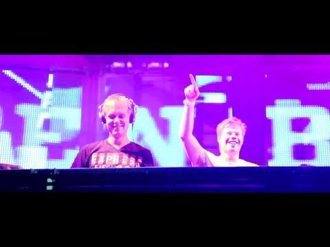 Ferry Corsten vs Armin van Buuren - Brute (Official Video) [HD]