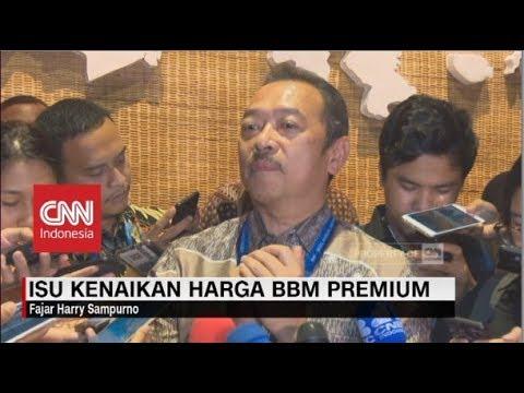 Kenaikan Harga Premium Ditunda sampai Pertamina Siap