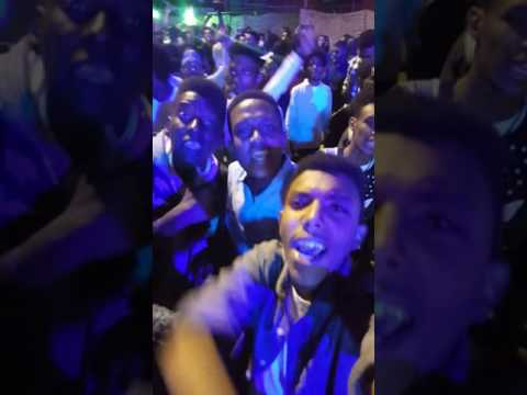 Party time in sudan