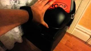 Roof Boxer Helmet. .quick Review