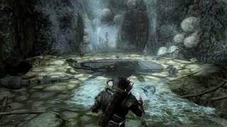 Прохождение Skyrim - часть 8 Ветреный пик.