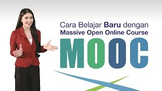 IndonesiaX Cara Belajar BARU di Indonesia