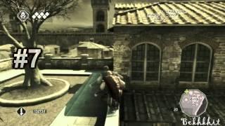[Assassin's Creed II] Statuets in Monteriggioni