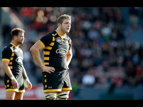 Joe Launchbury pre Final