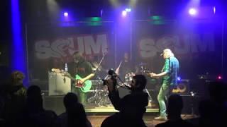 Warhertz live at Scum Katwijk (30-11-2019)