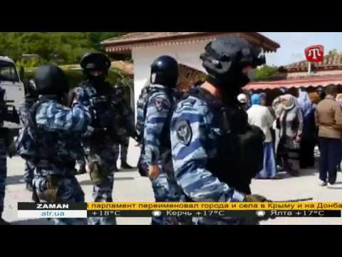 В Бахчисарае провели обыски в домах крымских татар, 5 задержали