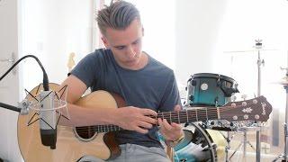Richard Barrett - Darmstadtium - Guitar Cover