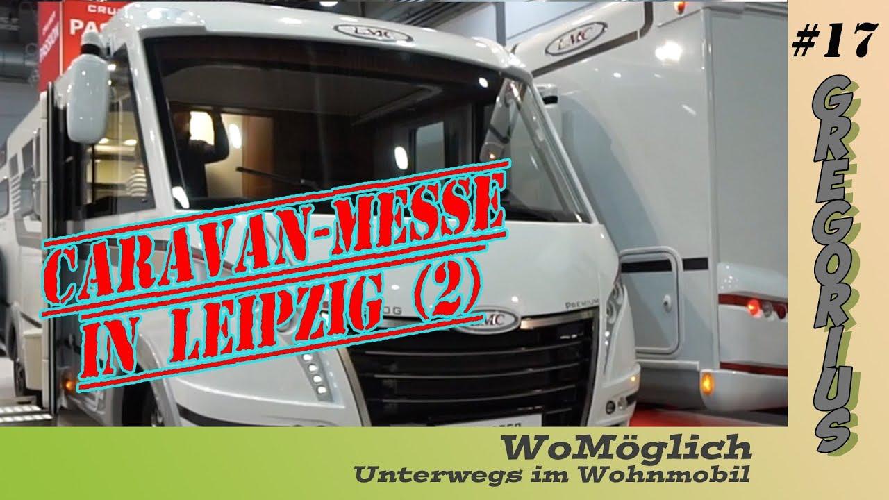 Caravan-Messe Leipzig Teil 2 | WoMöglich#17 - YouTube