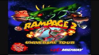 Rampage 2 Universal Tour OST - America 1, Results Screen