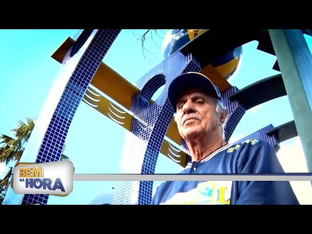 Criador do Biribol explica sucesso do esporte