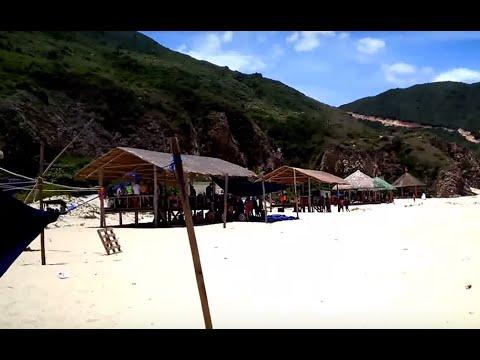 Ngoại cảnh Khu du lịch Bãi tắm Kỳ Co - Nhơn Lý - Quy Nhơn