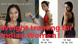 Fastest Weight Loss for Indian Women | Weight Training DesiMuscles x NidSun