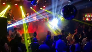 Banda Anjos da Noite: Show na Hideaway Eventos - Caranguejo / Corpo sensual