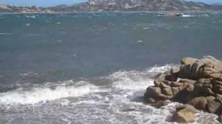 Sardegna : Camping near Palau , Costa Smeralda