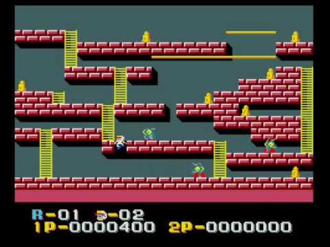 スーパーロードランナー for MSX (1987)