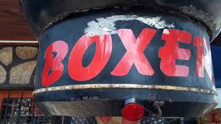 Boks Makinasına Vurma Videoları - Boks Makinesi Oyunu ( YENİ )
