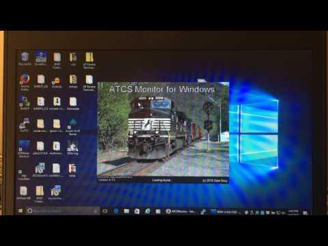 RTL-SDR Railroad ATCS Monitor Union Pacific Omaha