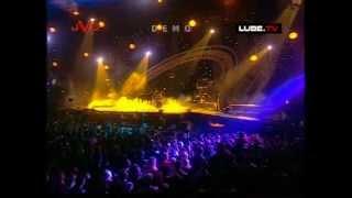 Легенды Ретро ФМ - Впервые в России Dschinghis Khan ( Intro ) 2005