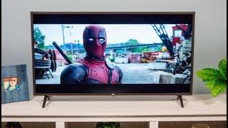 LG UK6300 43 Inch 4K TV Review 2019.