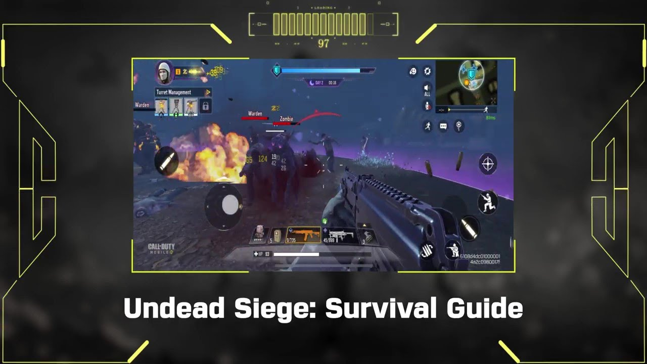 Call of Duty®: Mobile - Survival Guide   Undead Siege Tutorials