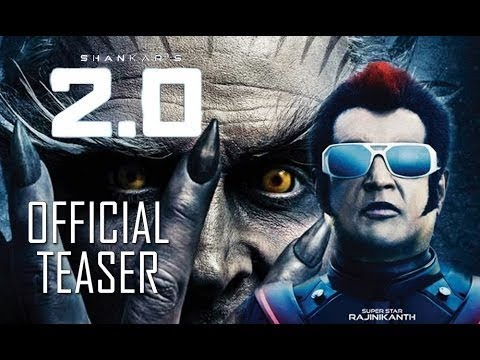 a 2.0   Enthiran 2   Official video ...
