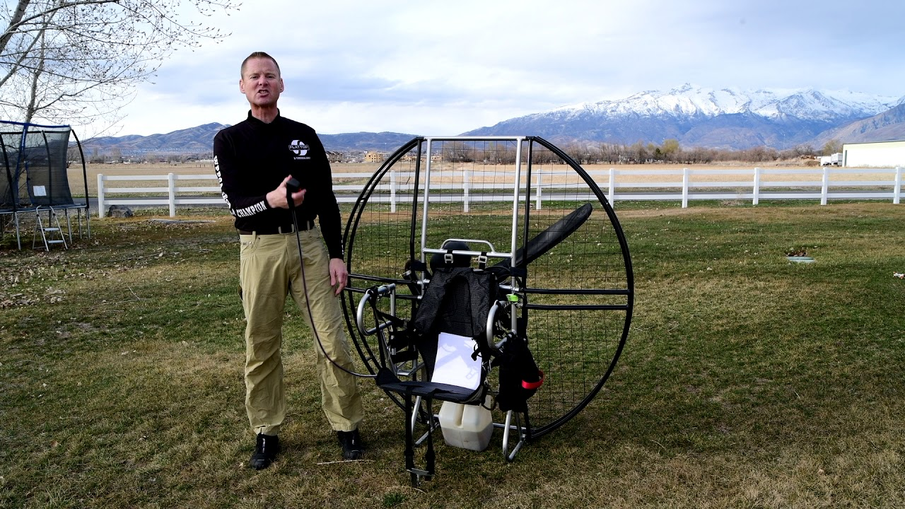 Fresh Breeze Paramotor Reviews - #GolfClub