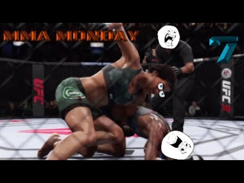 UFC 3  » Ultimate Team » Weathering Storms» MMA MONDAY № 7