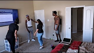 WHO'S BABY IS IT PRANK ON KING FT FUNNYMIKE!!!
