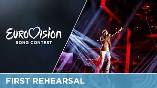 Freddie - Pioneer (Hungary) First Rehearsal(Freddie will represent Hungary in the 2016 Eurovision Song Contest in Stockholm with the song Pioneer., 2016-05-02T12:33:31.000Z)