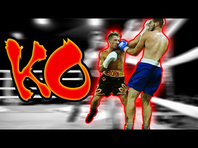 K.O. EN DIRECT 💀 | Boxe Anglaise (Amateur)