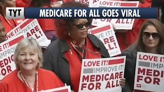 Medicare For All Goes VIRAL