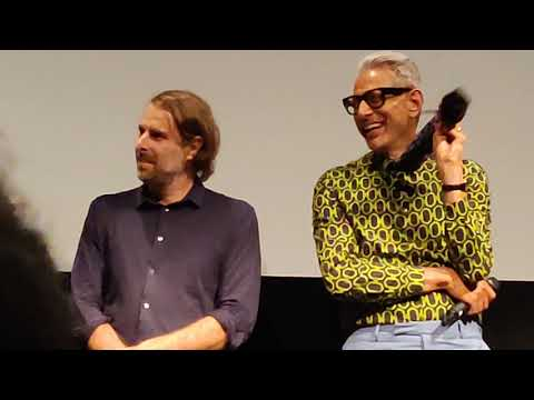 Rick Alverson & Jeff Goldblum: Q&A - The Mountain