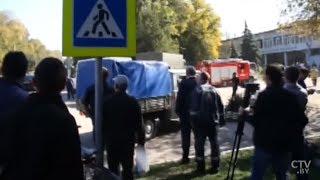 Всё, что известно: взрыв и стрельба в Керчи. Хронология событий