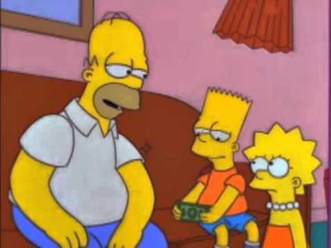 Marge bailando con bart latino dating 3