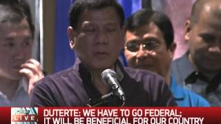 Duterte laments red-tape, vows to improve conduct of business