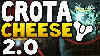 Destiny - CROTA CHEESE 2.0 (Kill in 1 Sword)