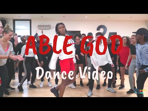 CHINKO EKUN – ABLE GOD FT LIL KESH X ZLATAN IBILE [DANCE CLASS]
