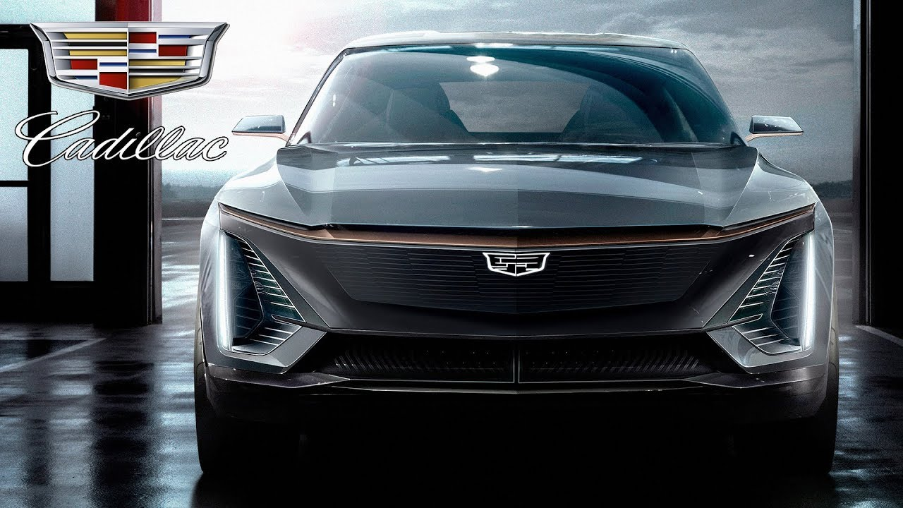 Cadillac First Electric Vehicle Announcement - YouTube