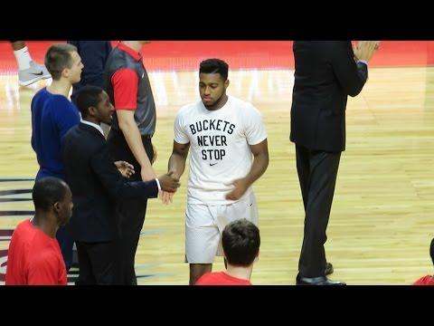 Jerry Johnson Jr - Fairfield Stags Guard - 2016-2017 Men's Basketball Video Highlights