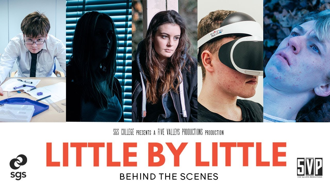 Little By Little - Behind the Scenes
