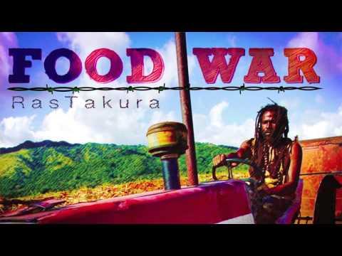Ras Takura FOOD WAR Full Album