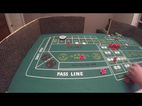 How to Play Craps and Win Part 4: Iron Cross Strategy! Proven to Win