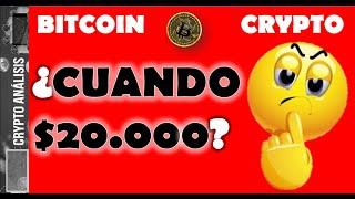 Bitcoin ¿CUANDO $20.000?   Btc/Criptomonedas TRADING BITCOIN
