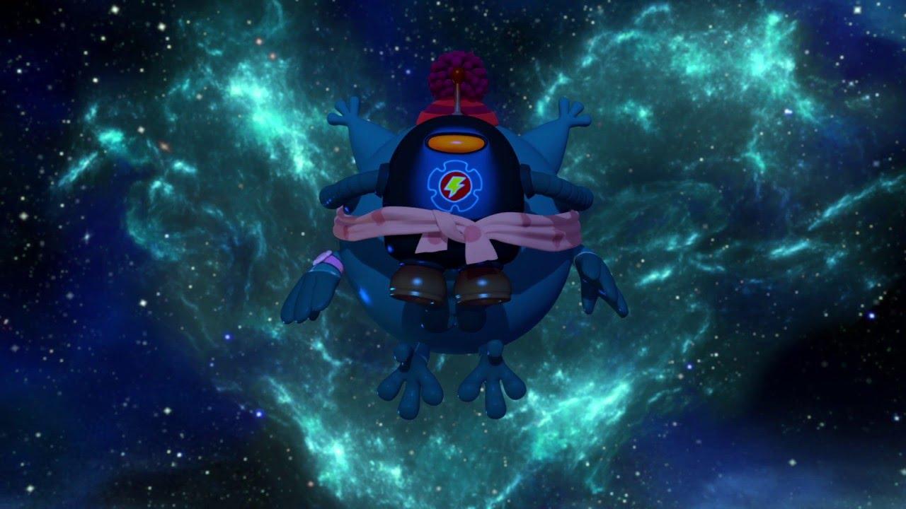 Смешарики Пин-код - Лучшая валентика во вселенной (трейлер ...